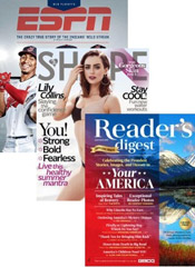 Create Your Own 3 Pack Magazine Package
