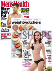 Health & Fitness Magazine Package