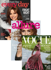 Women's Interest Package Magazine Package