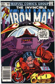 Iron Man (Comic) Magazine