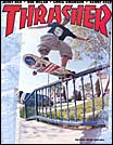 Thrasher Magazine - Hobbies and CraftsUS magazine subscriptions