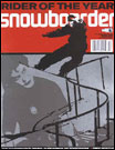 Snowboarder Magazine - Outdoors and RecreationUS magazine subscriptions