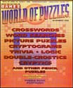 World of Puzzles Magazine - Puzzles and GamesUS magazine subscriptions