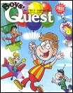 Boys Quest Magazine - ChildrenUS magazine subscriptions