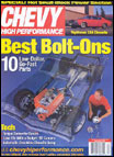 Chevy High Perfomance Magazine - AutomotiveUS magazine subscriptions