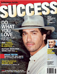 Success Magazine - Business and FinanceUS magazine subscriptions