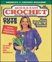 Quick & Easy Crochet Magazine - Hobbies and CraftsUS magazine subscriptions