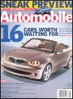 Automobile Magazine - AutomotiveUS magazine subscriptions