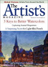 The Artist's Magazine - Arts and EntertainmentUS magazine subscriptions