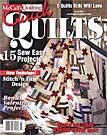 Quick Quilts Magazine - Hobbies and CraftsUS magazine subscriptions