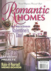 Romantic Homes Magazine - Home and GardenUS magazine subscriptions