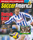 Soccer America Magazine - SportsUS magazine subscriptions
