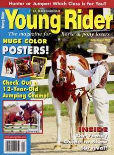 Young Rider Magazine - TeenUS magazine subscriptions
