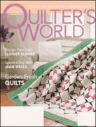 Quilters World Magazine - Hobbies and CraftsUS magazine subscriptions