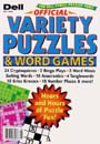 Official Variety Puzzle & Word Games Magazine - Puzzles and GamesUS magazine subscriptions