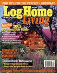Log Home Living Magazine - Home and GardenUS magazine subscriptions