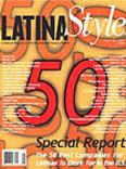 Latina Style Magazine - EthnicUS magazine subscriptions