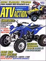 4-Wheel ATV Action Magazine - AutomotiveUS magazine subscriptions