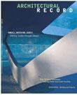 Architectural Record Magazine Subscription