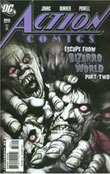 Action Comics Magazine - ComicsUS magazine subscriptions