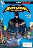 Batman & Robin Magazine - ComicsUS magazine subscriptions