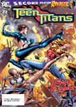 Teen Titans Magazine - ComicsUS magazine subscriptions