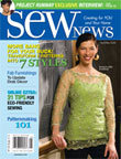 Sew News Magazine - Hobbies and CraftsUS magazine subscriptions