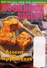 discount magazine subscriptions store - Cookbook Digest Magazine - Food and Gourmet