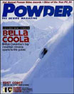 Powder Magazine - Outdoors and RecreationUS magazine subscriptions