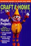 Craft & Home Projects Magazine - Home and GardenUS magazine subscriptions