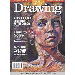 discount magazine subscriptions store - American Artist Drawing Magazine - Arts and Entertainment