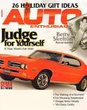 AutoEnthusiast Magazine - AutomotiveUS magazine subscriptions