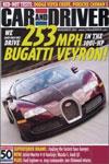 Car and Driver Magazine - AutomotiveUS magazine subscriptions