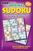 Dell Original Sudoku Magazine - Magazine SubscriptionsUS magazine subscriptions