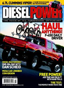 Diesel Power Magazine - AutomotiveUS magazine subscriptions