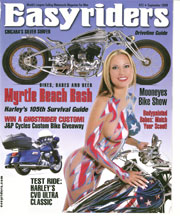Easyriders Magazine - AutomotiveUS magazine subscriptions