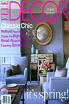 discount magazine subscriptions store - Elle Decor Magazine - Woman's Interest