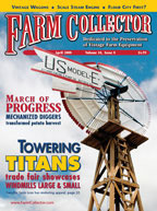 Farm Collector Magazine - Professional and TradeUS magazine subscriptions