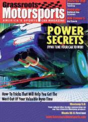 Grassroots Motorsports Magazine - SportsUS magazine subscriptions