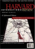 Harvard International Review Magazine
