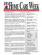 Home Care Week Magazine