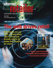 Internet Retailer Magazine - Computer and InternetUS magazine subscriptions