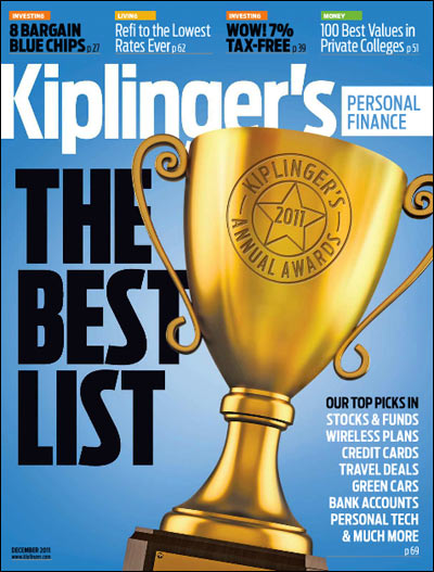 Kiplingers Personal Finance Magazine - Business and FinanceUS magazine subscriptions