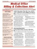 Medical Office Billing & Collections Alert Magazine - MedicalUS magazine subscriptions