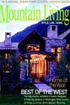Mountain Living Magazine - Outdoors and RecreationUS magazine subscriptions