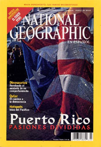National Geographic en Espanol Magazine