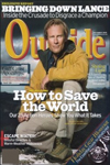 Outside Magazine - Outdoors and RecreationUS magazine subscriptions