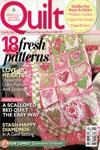 Quilt Magazine - Hobbies and CraftsUS magazine subscriptions