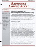 Radiology Coding Alert Magazine - MedicalUS magazine subscriptions