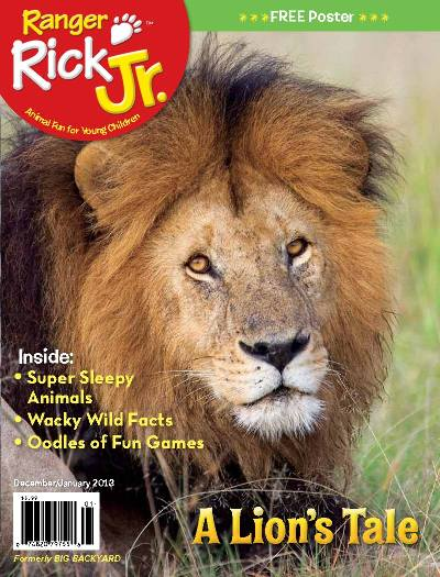 Ranger Rick Jr. Magazine - ChildrenUS magazine subscriptions